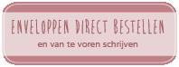 Uitvaart plannen - rouwenveloppen voor rouwkaarten van te voren schrijven.