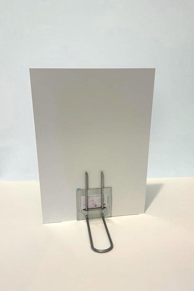 Kistfoto rouwkaart achterzijde