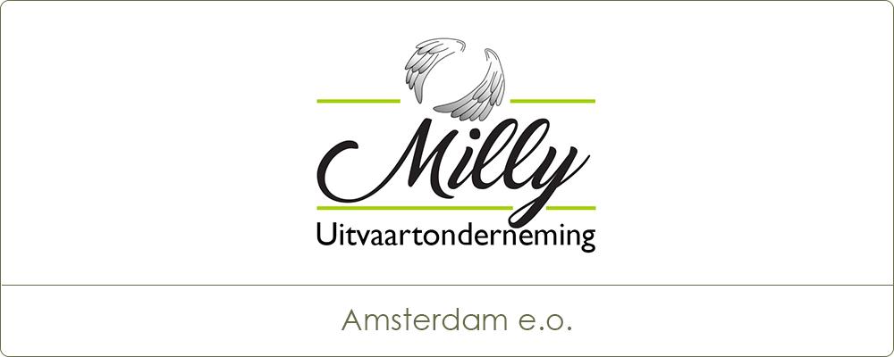Amsterdam Milly uitvaartondernemer uitvaartverzorger uitvaartbegeleider